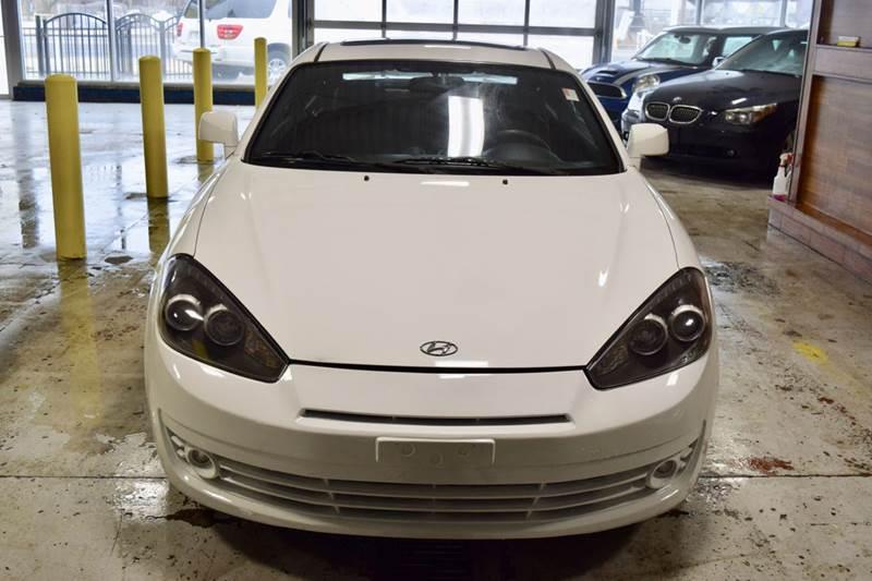 2007 Hyundai Tiburon GS 2dr Hatchback - Crestwood IL