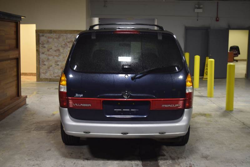 2000 Mercury Villager 4dr Sport Mini-Van - Crestwood IL
