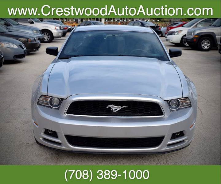 2014 Ford Mustang V6 2dr Coupe - Crestwood IL