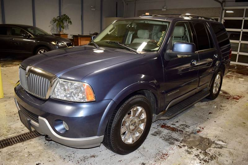 2003 Lincoln Navigator Luxury 4WD 4dr SUV - Crestwood IL