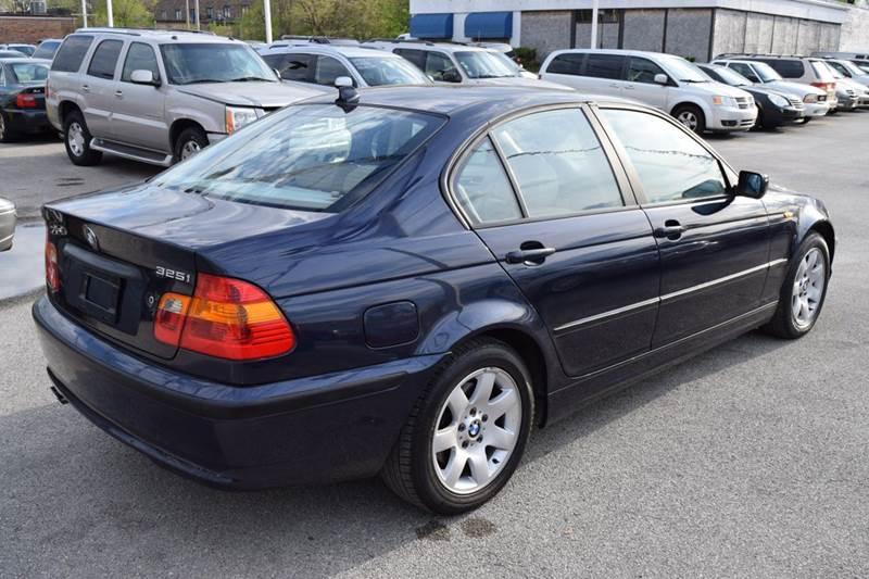 2005 BMW 3 Series 325i 4dr Sedan - Crestwood IL