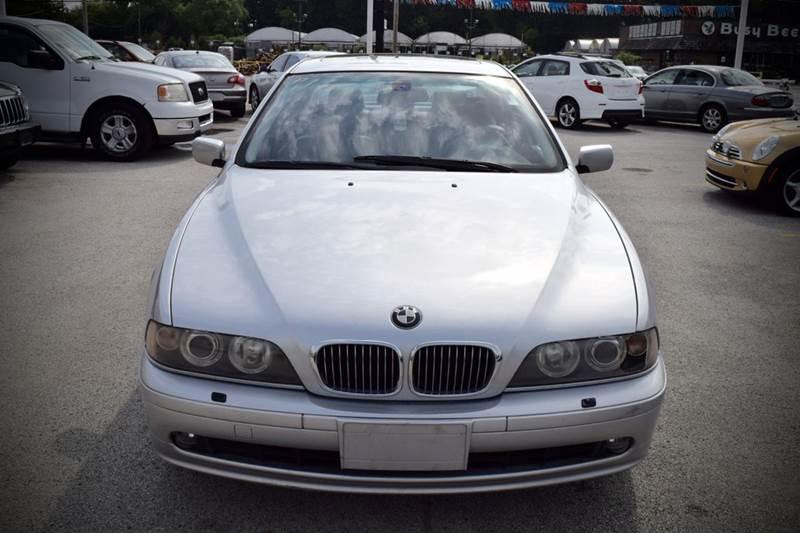 2001 BMW 5 Series 530i 4dr Sedan - Crestwood IL