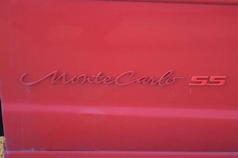 2003 Chevrolet Monte Carlo SS 2dr Coupe - Crestwood IL