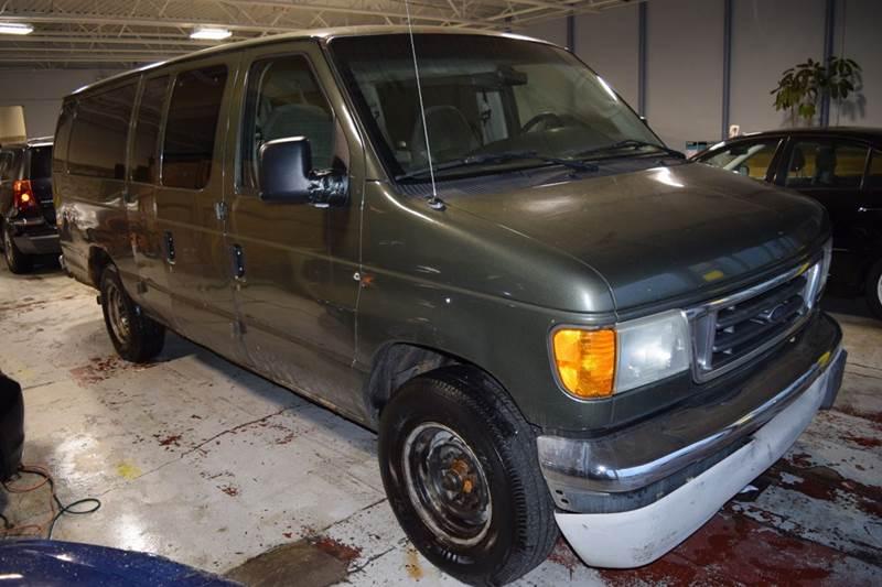 2003 Ford E-Series Wagon E-350 SD XLT 3dr Extended Passenger Van - Crestwood IL