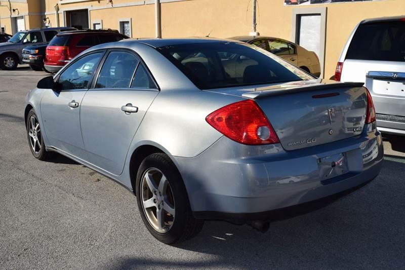 2009 Pontiac G6 4dr Sedan w/1SA - Crestwood IL