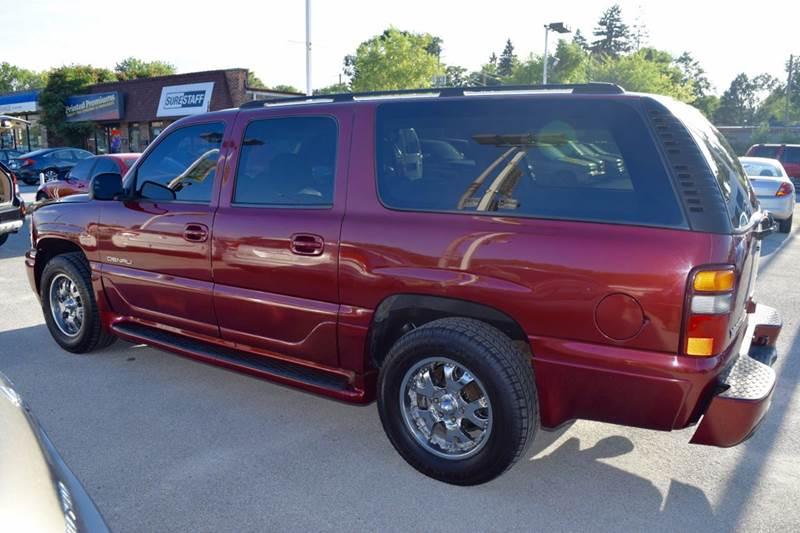 2003 GMC Yukon XL AWD Denali 4dr SUV - Crestwood IL