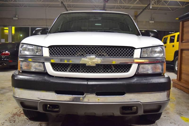 2004 Chevrolet Silverado 2500HD 4dr Extended Cab 4WD SB - Crestwood IL