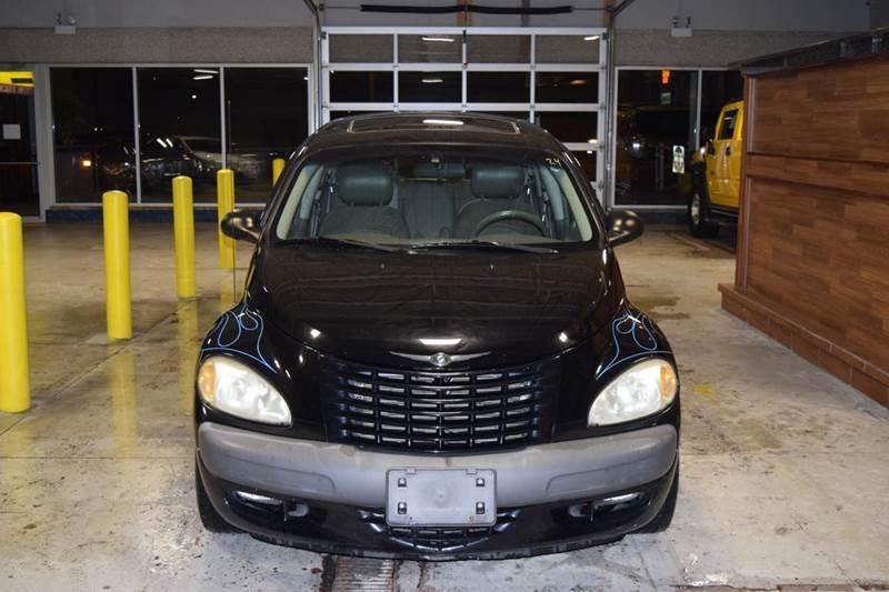 2002 Chrysler PT Cruiser Limited Edition 4dr Wagon - Crestwood IL