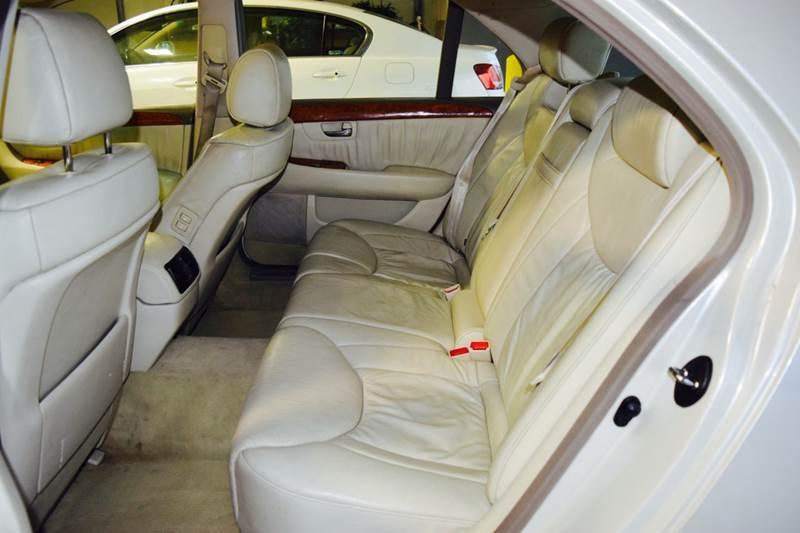 2002 Lexus LS 430 4dr Sedan - Crestwood IL