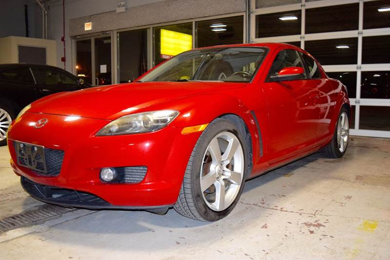 2006 Mazda RX-8 Automatic 4dr Coupe - Crestwood IL