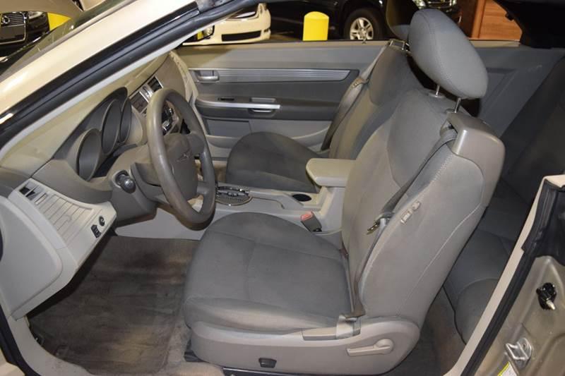 2008 Chrysler Sebring LX 2dr Convertible - Crestwood IL