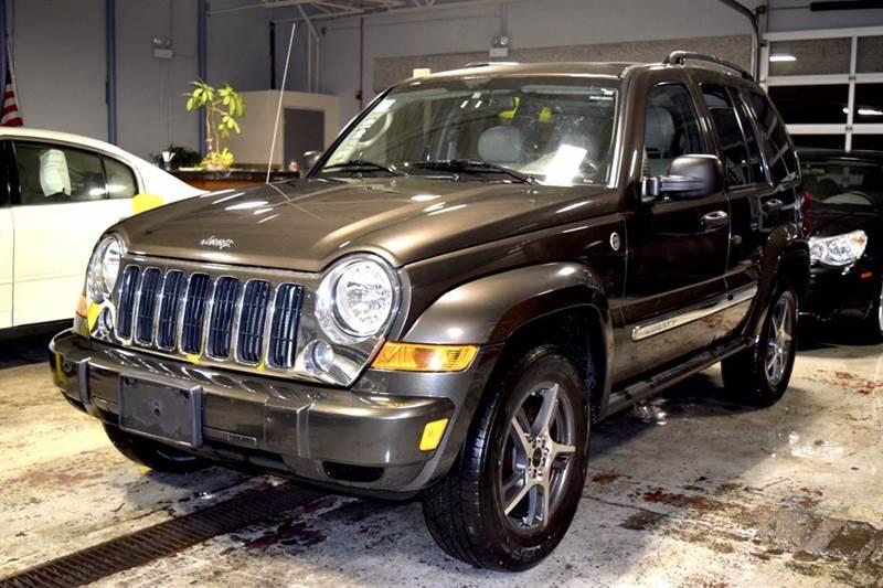 2005 Jeep Liberty Limited 4WD 4dr SUV w/ 28F - Crestwood IL