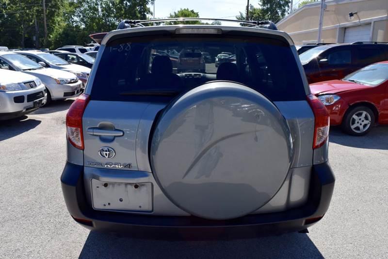 2007 Toyota RAV4 Limited 4dr SUV 4WD I4 - Crestwood IL