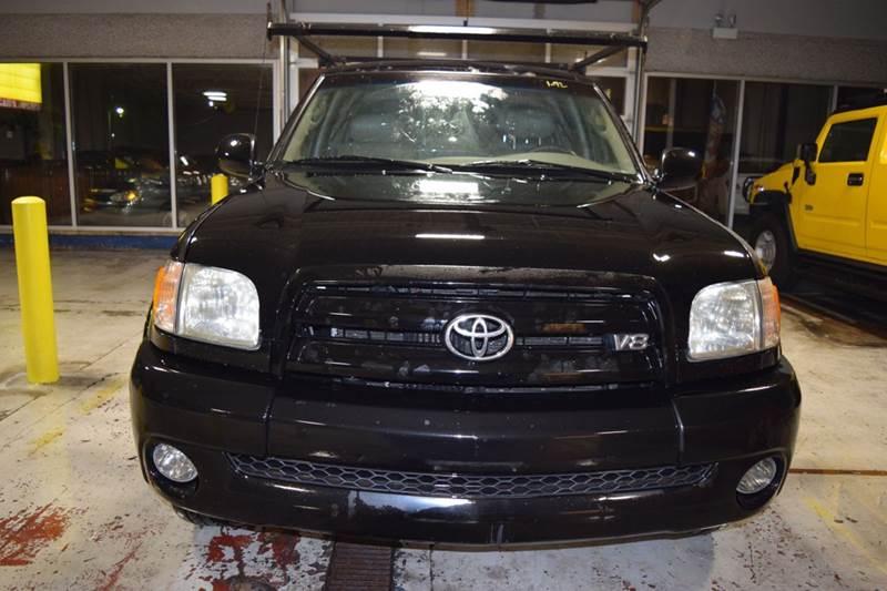 2003 Toyota Tundra 4dr Access Cab Limited 4WD Stepside SB - Crestwood IL