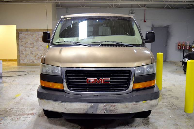 2003 GMC Savana Passenger 2500 SLE 3dr Extended Passenger Van - Crestwood IL