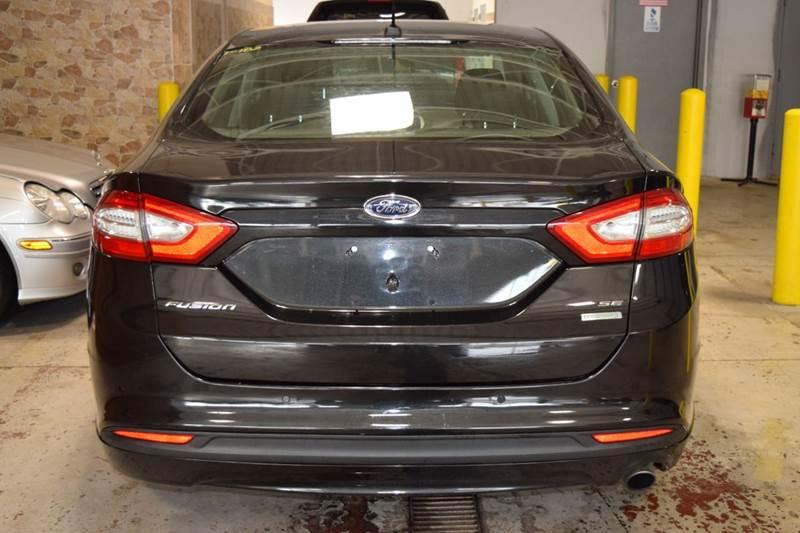 2013 Ford Fusion SE 4dr Sedan - Crestwood IL