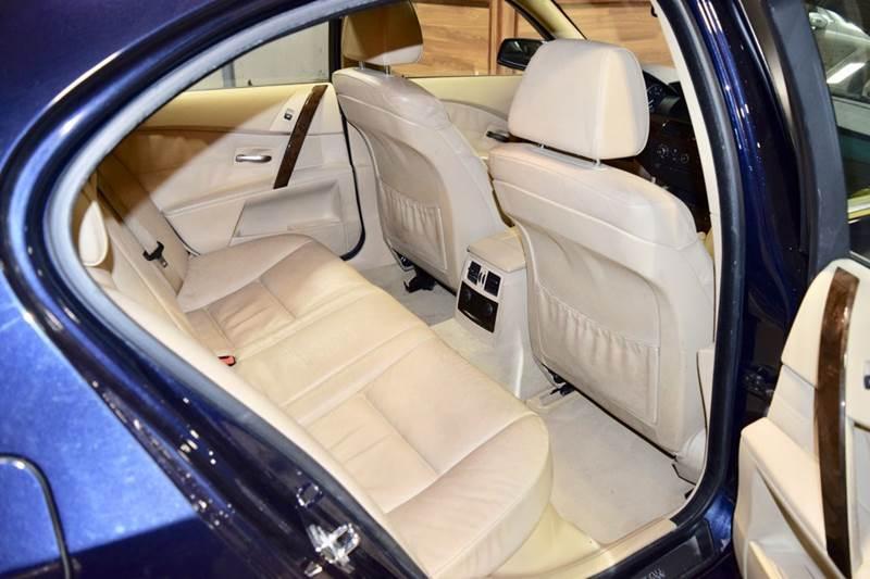 2005 BMW 5 Series 545i 4dr Sedan - Crestwood IL