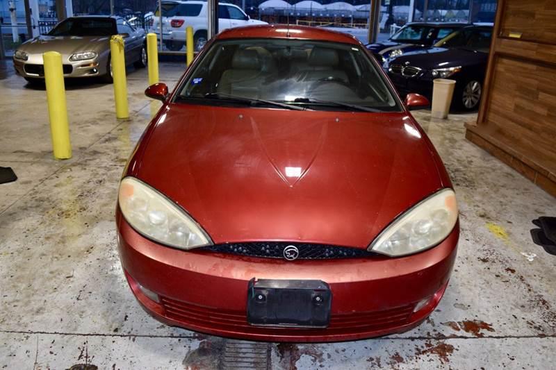 2002 Mercury Cougar 2dr Hatchback V6 - Crestwood IL
