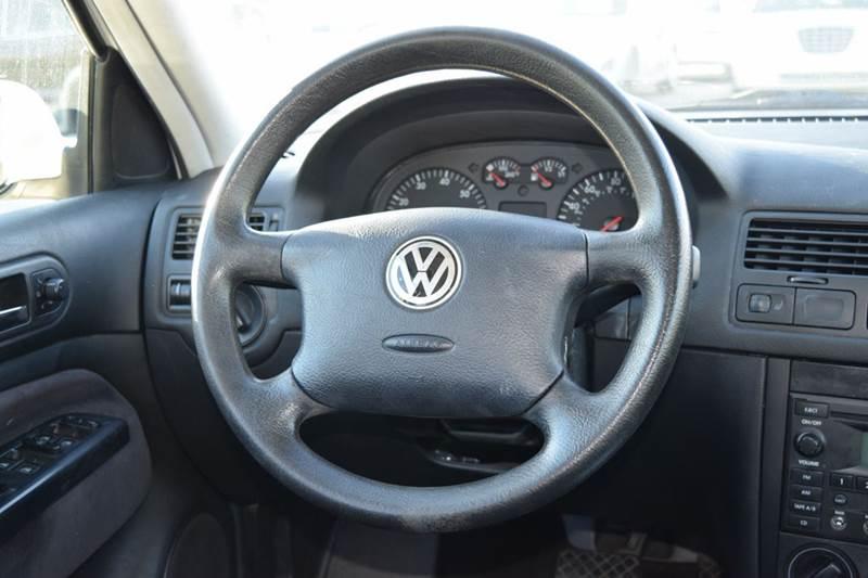 2002 Volkswagen Jetta GLS 4dr Sedan - Crestwood IL