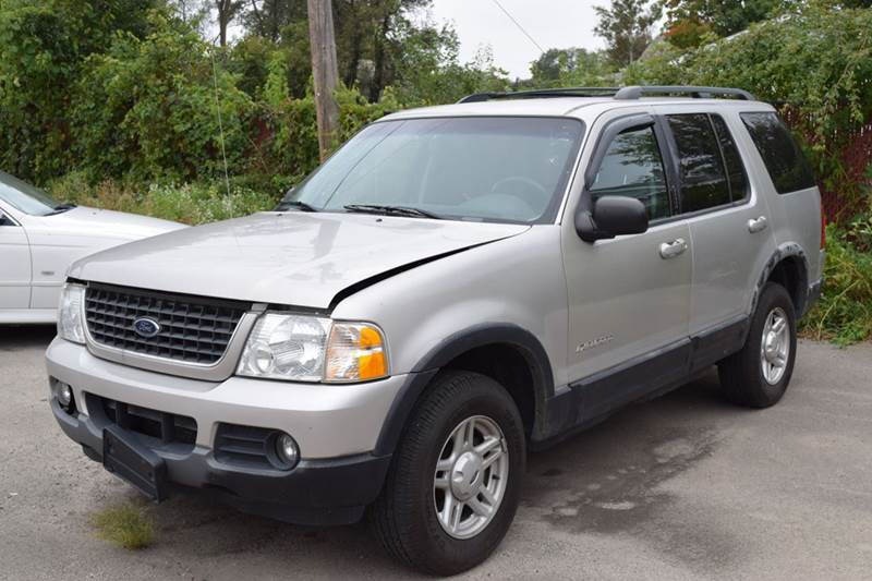 2002 Ford Explorer 4dr XLT 4WD SUV - Crestwood IL