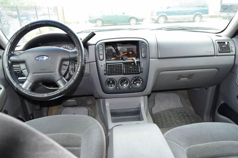 2002 Ford Explorer 4dr XLT 4WD SUV - Crestwood IL