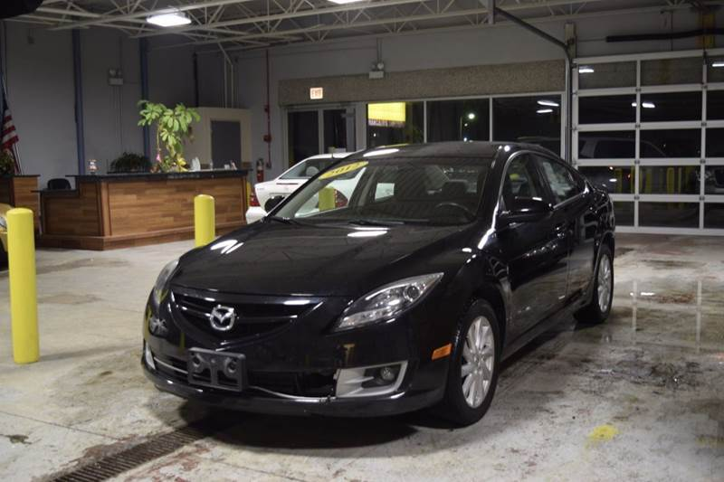 2012 Mazda MAZDA6 i Touring Plus 4dr Sedan - Crestwood IL