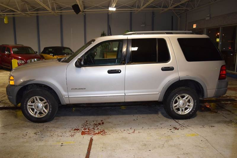 2002 Ford Explorer 4dr XLS 4WD SUV - Crestwood IL