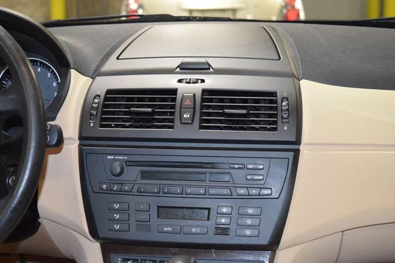 2005 BMW X3 AWD 3.0i 4dr SUV - Crestwood IL