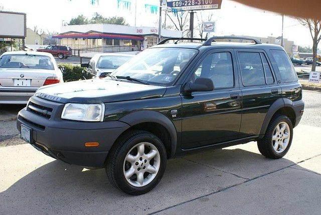 2003 Land Rover Freelander AWD SE 4dr SUV - Crestwood IL