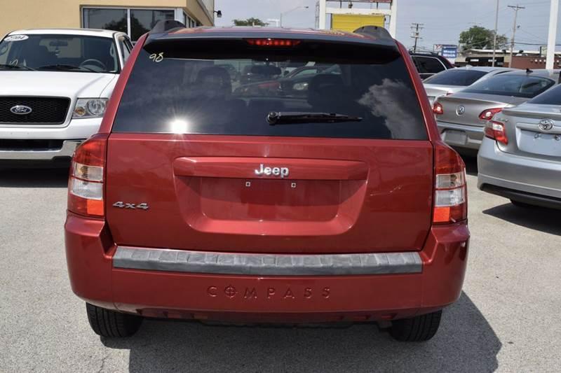 2007 Jeep Compass 4x4 Sport 4dr SUV - Crestwood IL