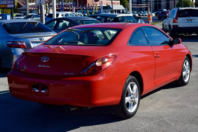 2005 Toyota Camry Solara SE Sport V6 2dr Coupe - Crestwood IL