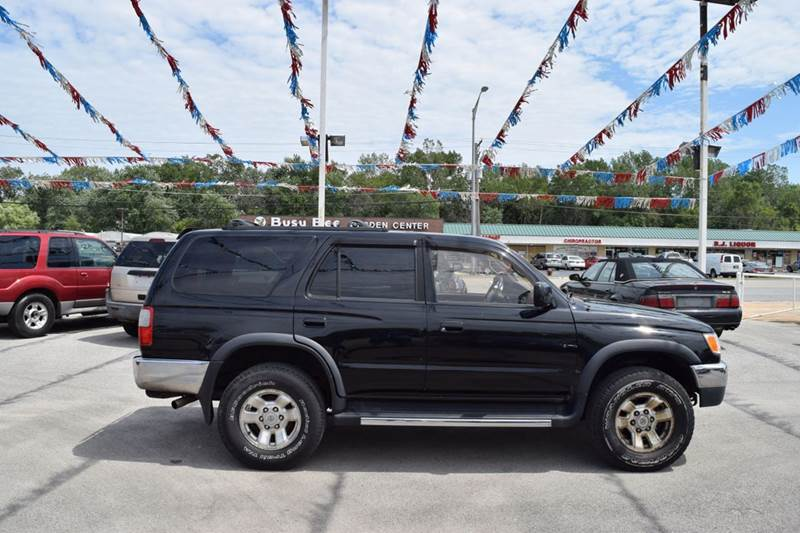 1997 Toyota 4Runner 4dr SR5 4WD SUV - Crestwood IL