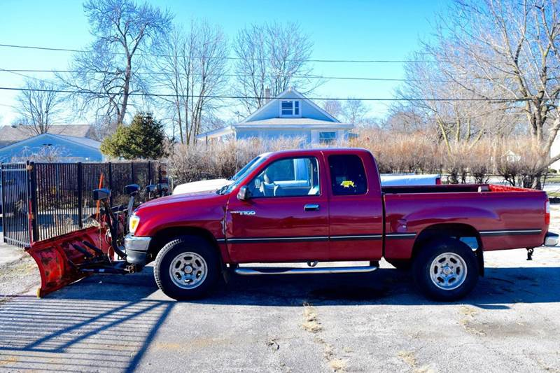1996 Toyota T100 2dr DX 4WD Extended Cab SB - Crestwood IL