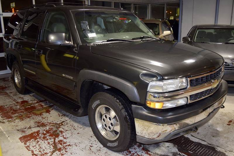 2003 Chevrolet Tahoe LT 4WD 4dr SUV - Crestwood IL