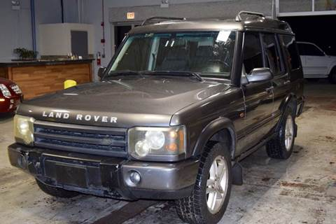 2003 Land Rover Discovery for sale in Crestwood, IL