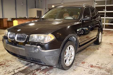 2004 BMW X3 for sale in Crestwood, IL