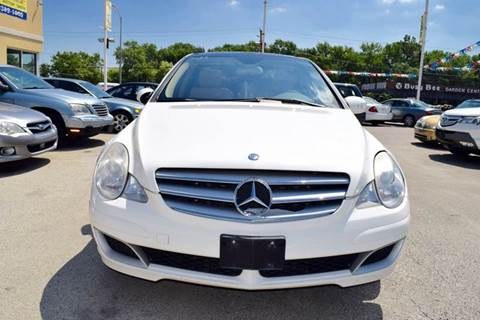 Mercedes benz r class for sale illinois for 2007 mercedes benz r350 for sale