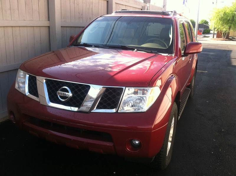 2005 Nissan Pathfinder LE 4WD 4dr SUV - Indianapolis IN