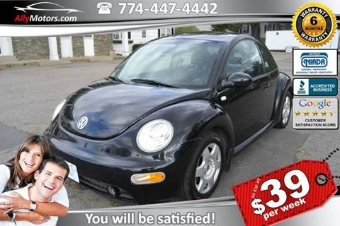 2001 Volkswagen New Beetle for sale in Whitman, MA