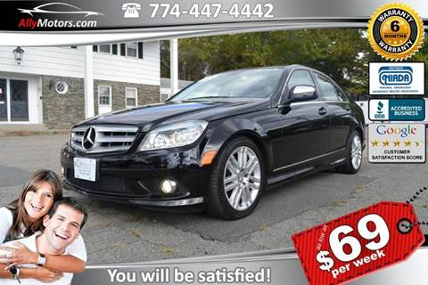 2009 Mercedes-Benz C-Class for sale in Whitman, MA