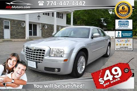 2009 Chrysler 300 for sale in Whitman, MA