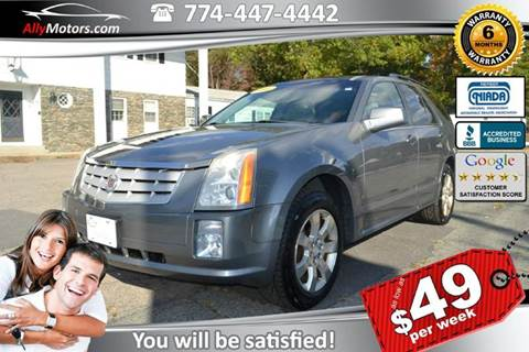2006 Cadillac SRX for sale in Whitman, MA
