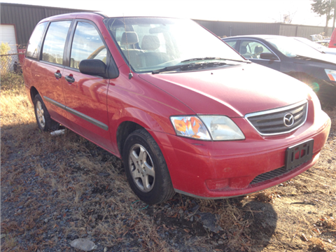 2001 mazda mpv for sale in dagsboro de for Heartland motor company morris mn