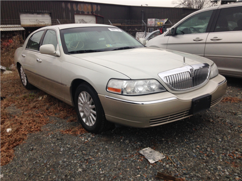 2005 Lincoln Town Car for sale in Charlotte, NC