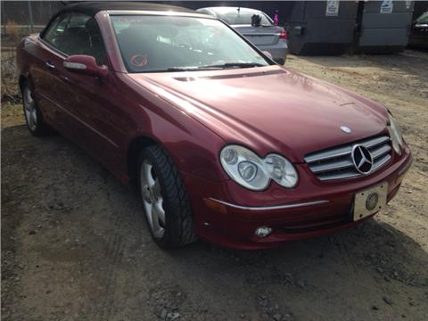 Used mercedes benz clk for sale north carolina for Mercedes benz for sale in nc