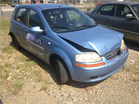 2005 chevrolet aveo for sale for Selective motor cars miami