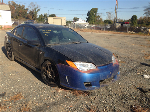 2006 Saturn Ion Red Line For Sale In Stow Oh Carsforsale