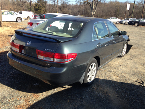 2004 honda accord for sale in charlotte nc