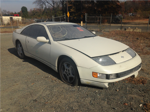 Nissan 300zx For Sale >> 1991 Nissan 300zx For Sale Carsforsale Com
