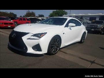 Lexus RC F For Sale - Carsforsale.com